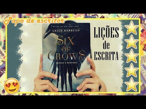 DESTRINCHANDO | Six of Crows da Leigh Bardugo