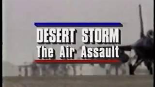 Desert Storm: The Air Assault