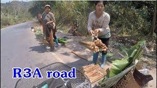 ตะลุยลาวเหนือ EP57:เส้นทาง R3A  จากเมืองเวียงพูคาไปหลวงน้ำทา  จองตั๋วไปอุดมไซ