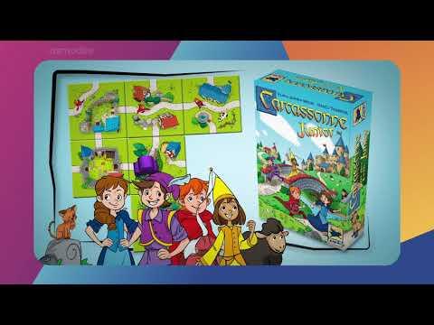 Spieletrailer Carcassonne Junior - Vorschaubild