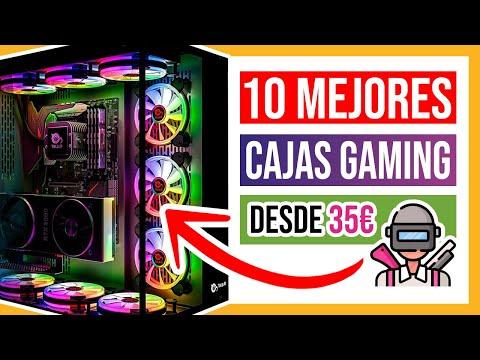 🥇 10 MEJORES CAJAS PC GAMING CALIDAD PRECIO de 2020 BARATAS 🚀 GABINETES GAMERS 🦸♂️ en AMAZON 💥