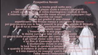 Battiato e Alice  - Prospettiva Nevski live 2016 + testo