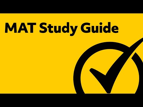 MAT Study Guide - Free Miller Analogies Test - YouTube