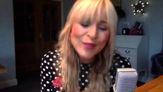 Rockin' Around The Christmas Tree Brenda Lee cover Sarah Collins