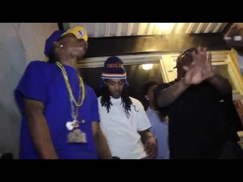 YUNG BLUE FRIEND OR FOE F/ CJ THE OMEN AND RAY G THE HAITIAN PRINCE OFFICIAL VIDEO