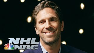 Henrik Lundqvist joins Jeremy Roenick for a game of 'Pick Your Poison' | NHL | NBC Sports