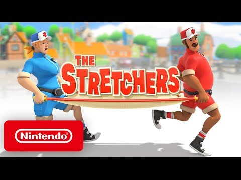 The Stretchers – Launch Trailer – Nintendo Switch thumbnail