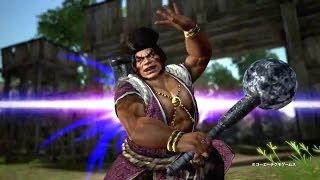 Samurai Warriors 4 - Goemon Ishikawa's Musou Attack!