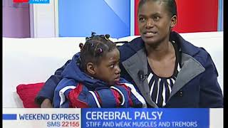 Cerebral palsy's symptoms stiff and weak muscle among children   | Weekend Express