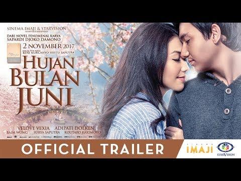Hujan bulan juni   official trailer  tayang 2 november 2017