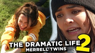 THE DRAMATIC LIFE part 2 - Merrell Twins Jokes, Boxing, Cooking, Roblox