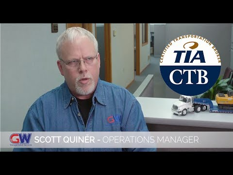 GW Transportation Services - CTB Certification - YouTube