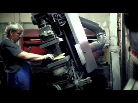 1 Как создается смеситель Hansgrohe литье