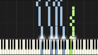 Arctic Monkeys - Old Yellow Bricks (Piano Tutorial)