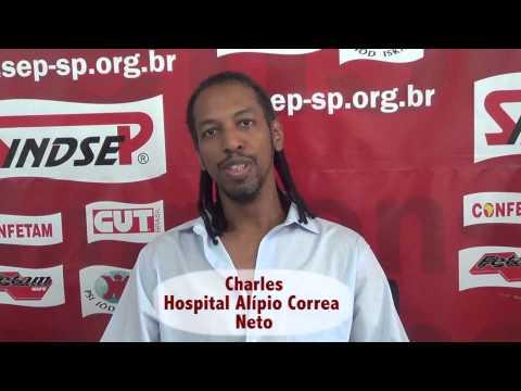 Charles - Hospital Alípio Correa Neto