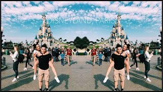 WE WENT TO DISNEYLAND, PARIS!! | Jessica Mae