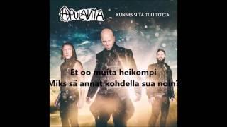 Apulanta - Sun pitäis luovuttaa lyrics