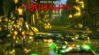 Mortal Kombat XL - Quitality on All Characters (1080p 60FPS)