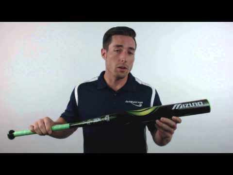 Mizuno Mamba USSSA Slow Pitch Softball Bat: MZMAMSPU