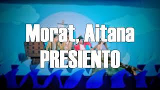 Morat, Aitana  Presiento (Karaoke  Instrumental)