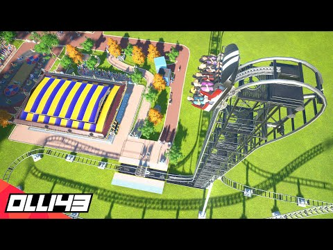 How to NOT Bankrupt Your New Theme Park! (Planet Coaster)