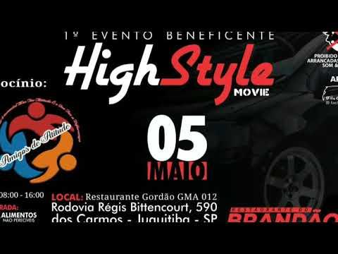 O bicho vai pegar no Restaurante do Brandão vem ai o 1º Evento Beneficente High Style de Juquitiba