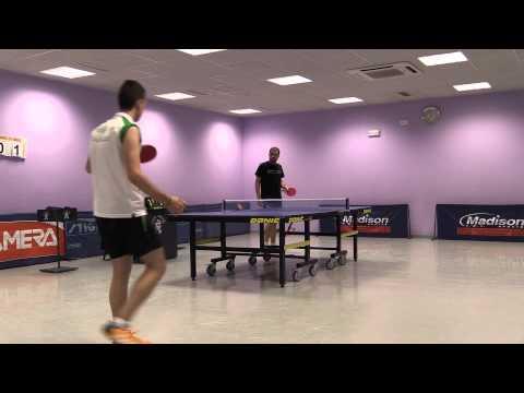 Tenis de Mesa 1ª Nacional JS Oberena - CTT Torroella (2)