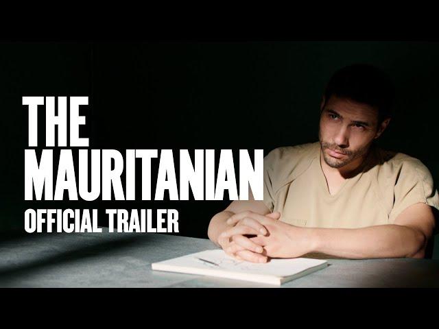 The Mauritanian  Trailer