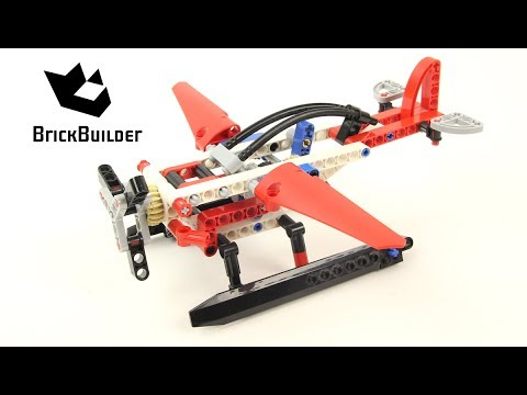 Vidéo LEGO Technic 8046 : L'hélicoptère