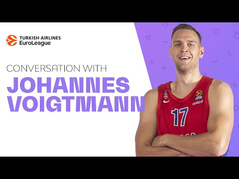 Johannes Voigtmann, CSKA: 'I'm interested in every sport there is!'