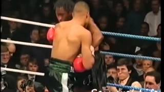 Nigel Benn vs Gerald McClellan | WBC World Super-Middleweight Title UK vs USA Epic Fight Brutal