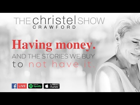 S3 E18 Having money, baby!! And the stories we tell ourselves to not have it!