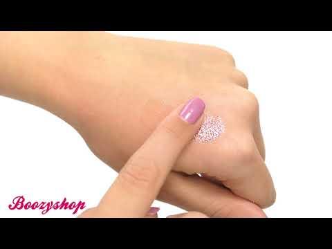 LA Splash LA Splash Crystalized Glitter Blushing Bride