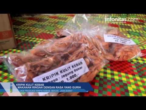 UKM Produksi kripik kebab