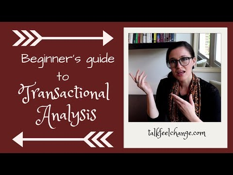 A beginner's guide to transactional analysis<br />Here I explain some of the basic concepts behind Transactional Analysis. I hope that you can apply this to relationships in your own life