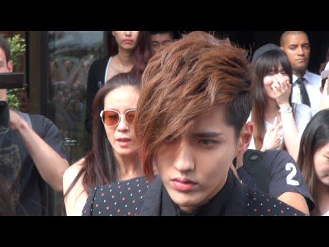 Fashion Week Paris 2015 2016   Wu YiFan 吴亦凡 Kris