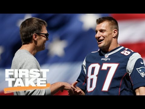 Which Team Should The New England Patriots Be Worried About? | First Take | May 9, 2017