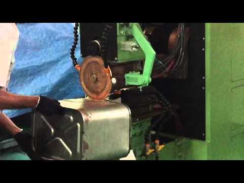 Seam Welding Machines with Manipulator For Fuel Tanks