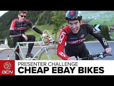 Worst Cycling Kit Ever Plus Matt Leaves GCN The GCN Show Ep 276 Global  Cycling Network. play. Which Is Best The GCN Challenge play 2706b7d5f