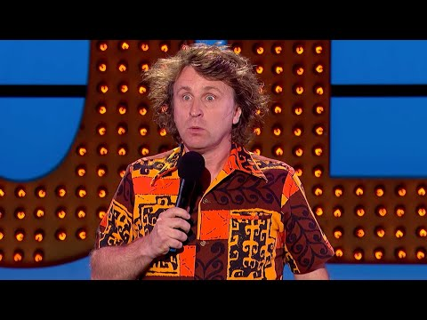 King of Puns - Milton Jones - Live at the Apollo - Series 9 - BBC Comedy Greats