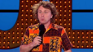 King Of Puns | Milton Jones | Live At The Apollo | BBC Comedy Greats