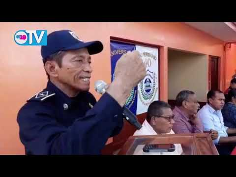 Estación de Bomberos en San Juan del Sur es inaugurada por las familias locales