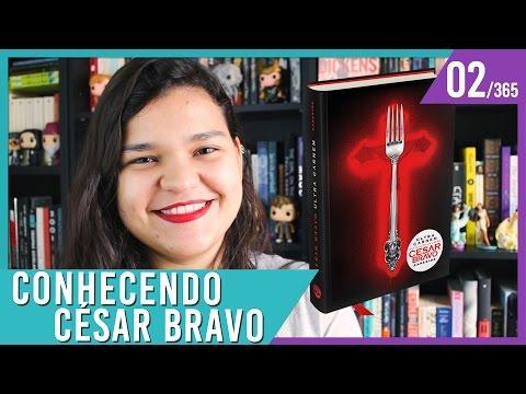 10 CURIOSIDADES SOBRE CÉSAR BRAVO | Bruna Miranda #002