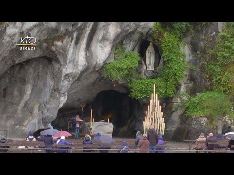 Messe de 10h à Lourdes du 29 avril 2021