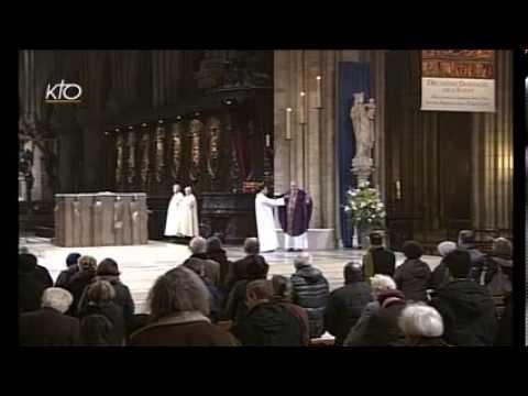 Messe du 6 décembre 2013