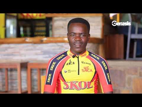 Ubutumwa bw'ikipe ya Adrien Niyonshuti iri muri Tour Du Rwanda