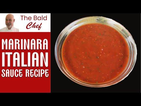 The World's  Best Marinara Italian  Sauce Recipe