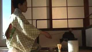 Japanese Tea Ceremony: Tea At Koken WITH SOUND