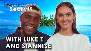 IT'S BEEN CONFIRMED: Luke T and Siânnise expose their 'down day' in the villa | Love Island Secrets