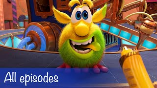 Booba - Compilation of All 63 episodes - Cartoon for kids